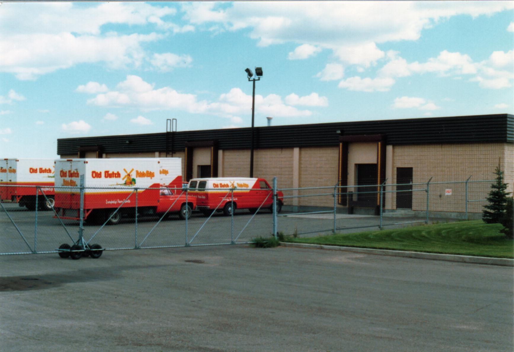 Rendek Group Old Dutch Foods Manufacturing Amp Storage
